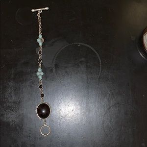 Women's Lucky Brand sterling silver bracelet
